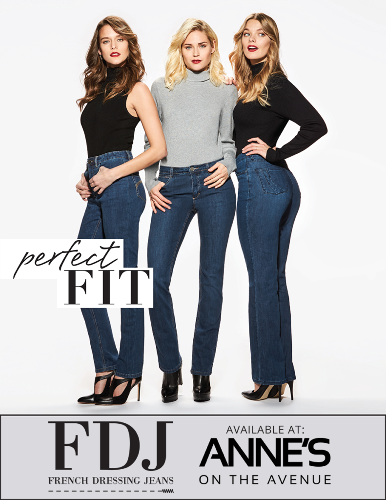 968a29b6d3e Post 2029 French Dressing Jeans Anne S On The Avenue. Fdj Jeans