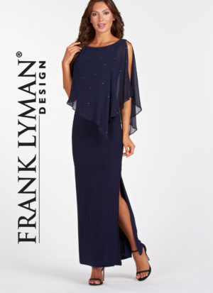 Frank Lyman, Evening gown, Mother of the Bride, dress 68004