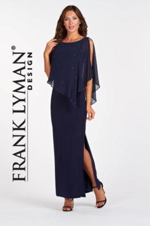 Frank Lyman, Evening gown, Mother Bride,