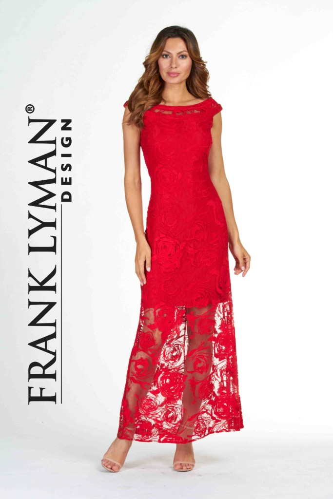 Frank Lyman Lace Evening Gown 78171 Anne S On The Avenue